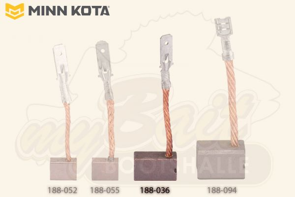 Minn Kota Ersatzteil - Kohlebürsten 188-036