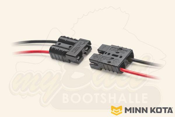 Minn Kota Kabelsteckverbindung MKR-20 getrennt