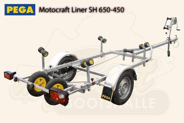 Pega Bootstrailer MotoCraft Liner SH