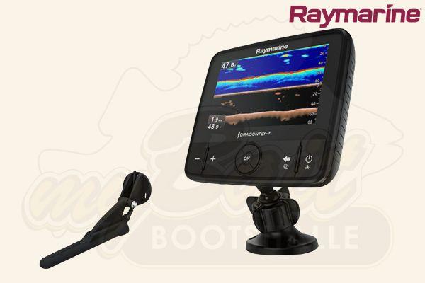 Raymarine Dragonfly-7 PRO Echolot & Kartenplotter