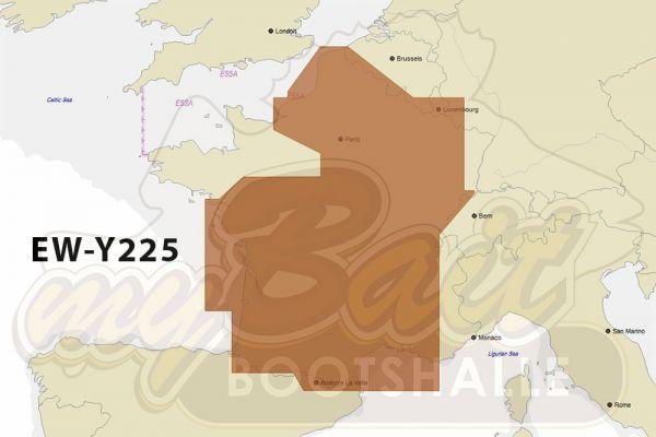 C-MAP Max-N+ W Seekarte