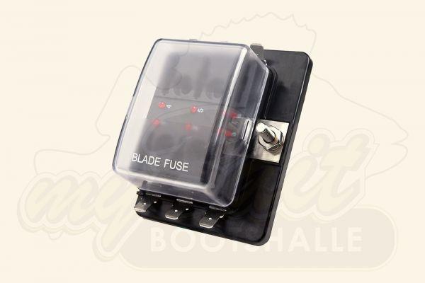 Sicherungshalter & Sicherungskasten mit LED-Statusanzeige