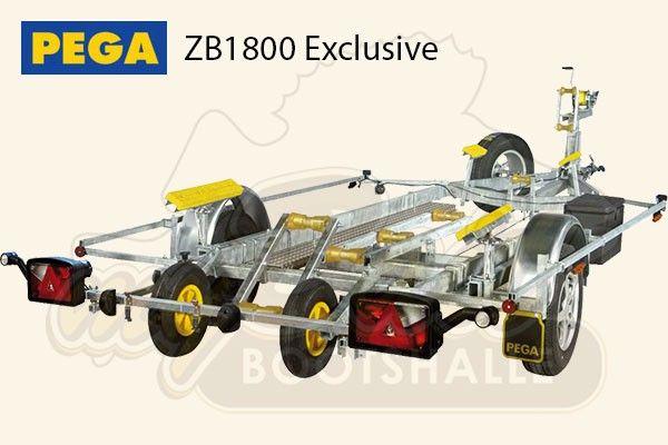 Pega Bootstrailer ZB1800 Exclusive