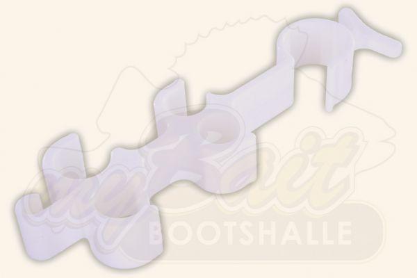 BoatMates Kabel-Schlauch Organizer Weiß