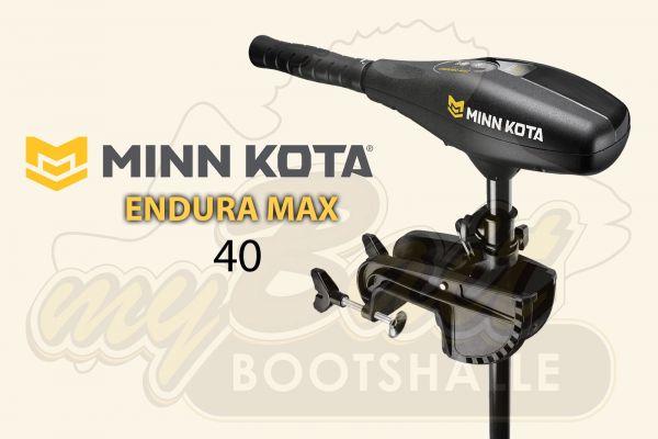 Minn Kota Endura Max 40