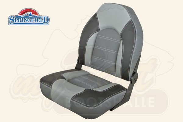Springfield High Back Folding Seat Bootssitz Bootsstuhl