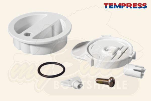 Drehverschluss mit Schloss Cam Lock Kit von Tempress 44000
