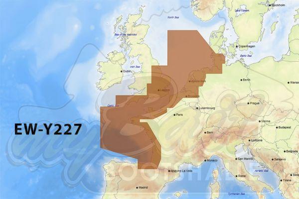 C-MAP Max-N+ W Seekarte EW-Y227