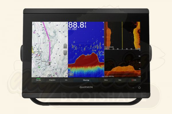 Garmin GPSMAP 8412xsv Echolot & Kartenplotter