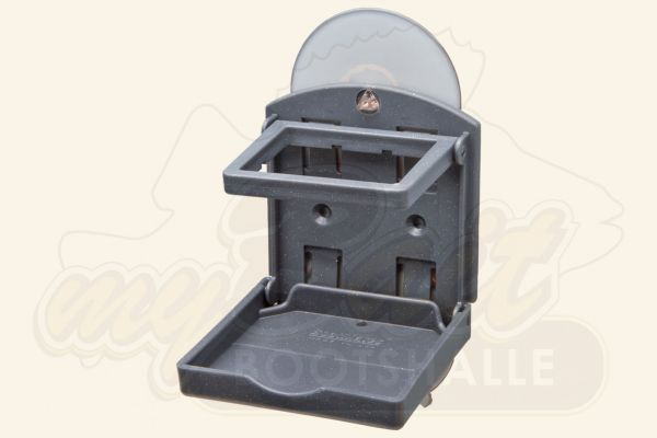 BoatMates Stor-Aweigh Electronics Caddy Graphite