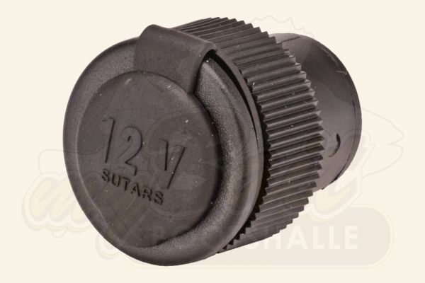 Einbau-Steckdose für 12 V