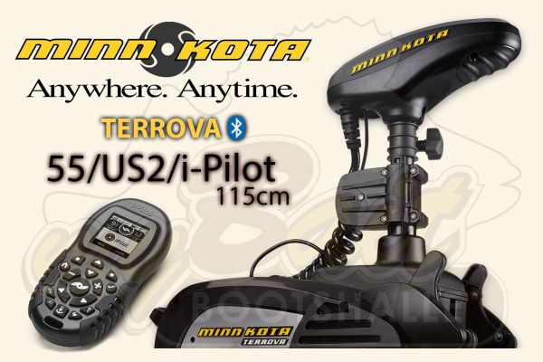 Minn Kota Terrova 55 US2 i-Pilot 115cm