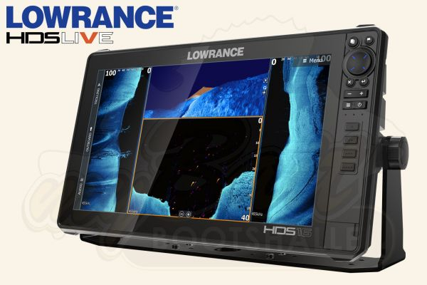 Lowrance HDS 16 LIVE Echolot & Kartenplotter