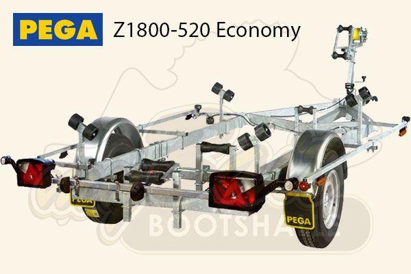 Pega Bootstrailer Z1800-520 Economy