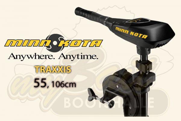 Minn Kota Traxxis 55 mit 106 cm Schaftlänge