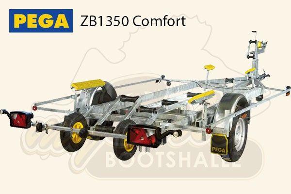 Pega Bootstrailer ZB1350 Comfort