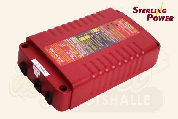Sterlin Power Ladegerät Batterie zu Batterie