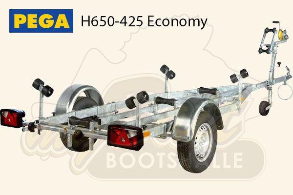 Pega Bootstrailer H650-425 Economy