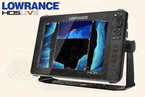 Lowrance HDS 12 LIVE Echolot & Kartenplotter