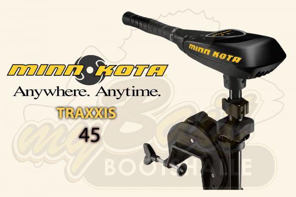 Minn Kota Traxxis Elektromotor mit 91 cm Schaftlänge