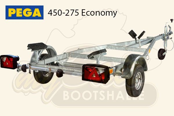 Pega Bootstrailer 450 Economy