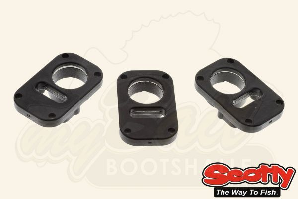 Scotty Downrigger Lock Plate Set No. 3134