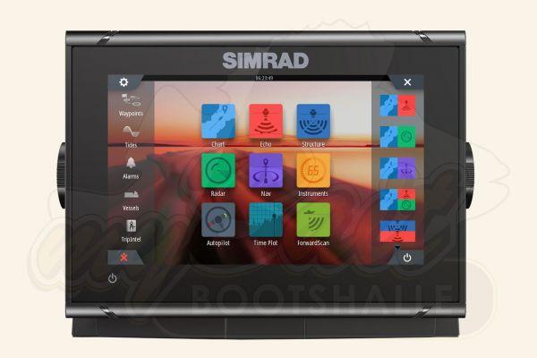 Simrad GO7 XSR Echolot - Bild 1