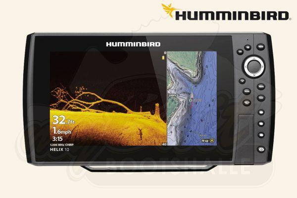 Humminbird Helix 10 CHIRP MEGA DI+ GPS G3N