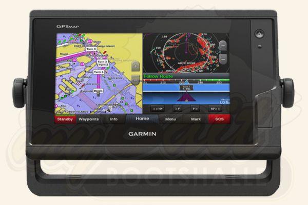 Garmin GPSMAP 722 Kartenplotter