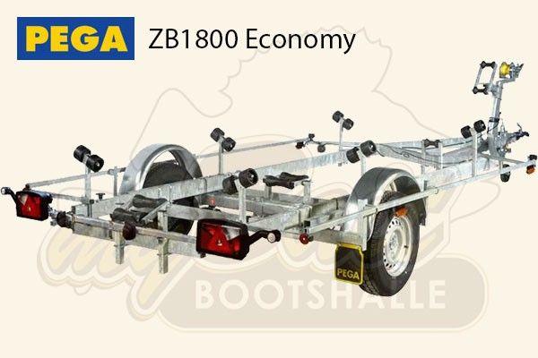 Pega Bootstrailer ZB1800 Economy