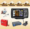 Humminbird Helix 5 SI GPS Portabel-Set  XXL 2