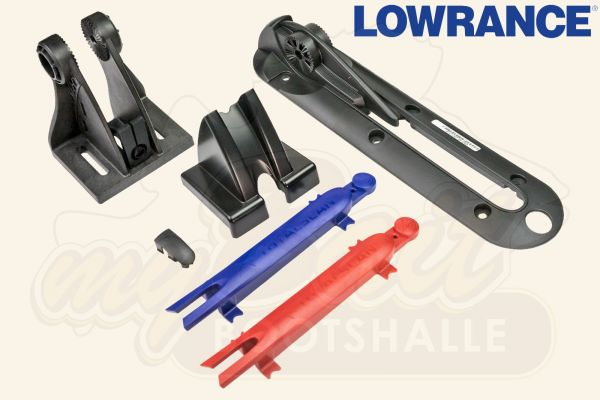 Lowrance TotalScan Kunststoff Ersatzhalterung