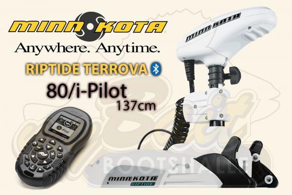 Minn Kota Riptide Terrova 80/i-Pilot, 137 cm Schaftlänge