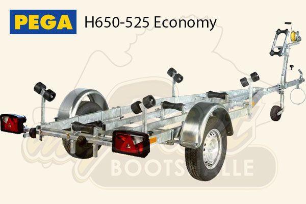 Pega Bootstrailer H650 Economy
