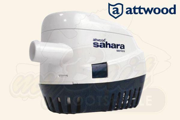 Sahara automatik Bilgepumpe & Lenzpumpe Attwood