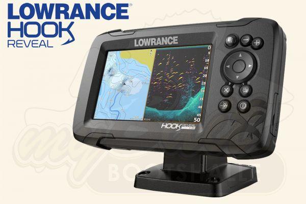 Lowrance HOOK REVEAL 5 50/200 HDI Echolot & Fishfinder