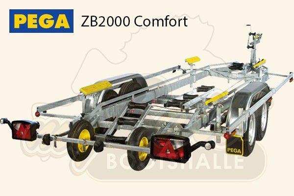 Pega Bootstrailer ZB2000 Comfort