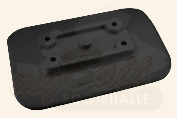 Scotty Glue-On Pad No.341 - schwarz