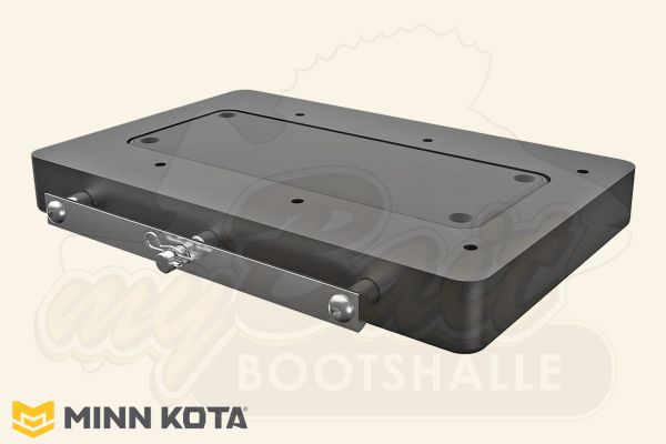 Minn Kota Montageplatte Heavy Duty MKA-53 in schwarz