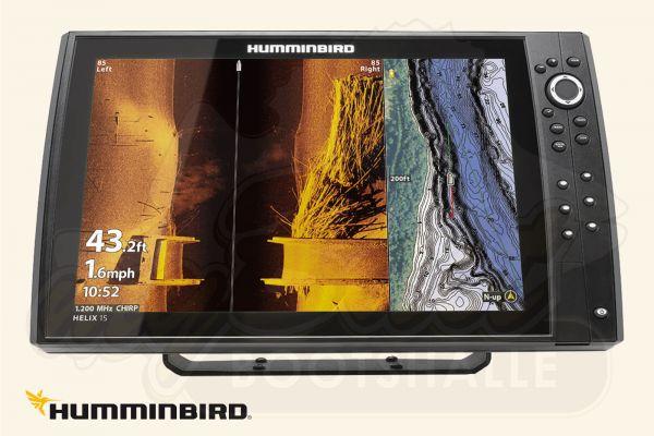 Humminbird HELIX 15 CHIRP MEGA SI+ GPS G4N CHO