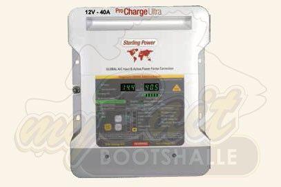 Sterling Power Ladegerät ProCharge Ultra 12V 40A