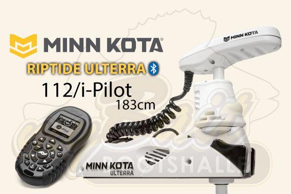 Minn Kota Riptide Ulterra 112/i-Pilot 183cm