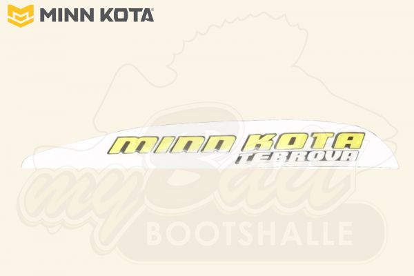 Minn Kota Ersatzteil - TROLLING MOTOR PART - DECAL,MOTOR REST,TERROV - 2325641 Links