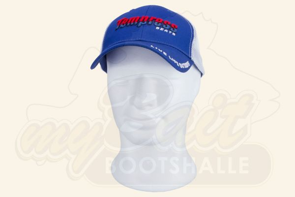 Tempress Trucker Cap blau