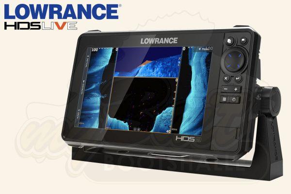 Lowrance HDS 9 LIVE Echolot & Kartenplotter
