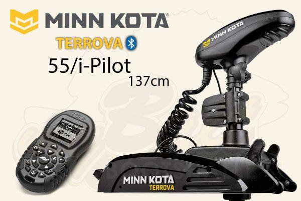 Minn Kota Terrova 55/i-Pilot mit 137 cm Schaftlänge