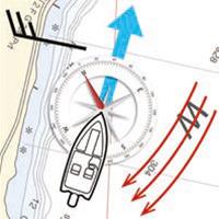 MotorGuide Xi5 Pinpoint GPS Richtungsvorgabe