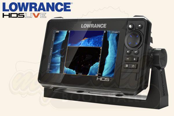 Lowrance HDS 7 LIVE Echolot & Kartenplotter