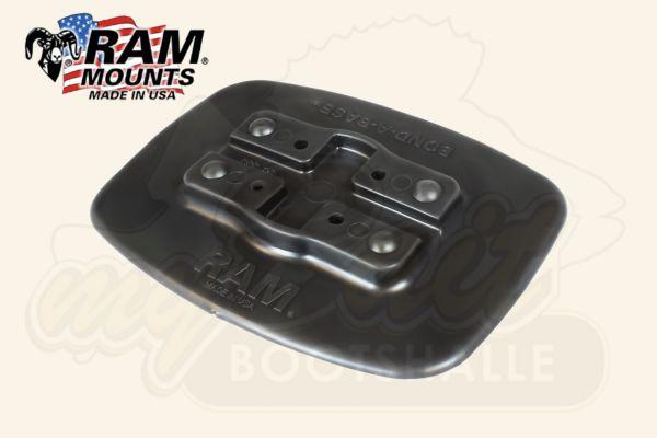 RAM Mounts Pad Bond-A-Base RAP-398-BLKU