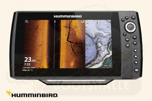 Humminbird HELIX 10 CHIRP MEGA SI+ GPS G4N CHO